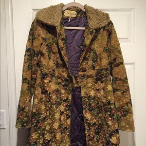Free People Jackets & Coats - Free people coat