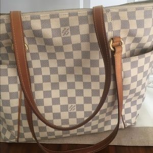 Louis Vuitton totally mm azur & Tívoli gm bundle