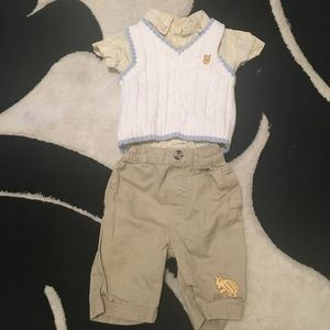 Other - Poo dress outfit newborn