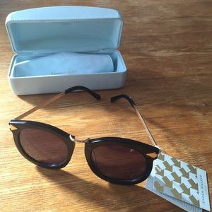 Karen Walker Accessories - Karen Walker Super Lunar Sunglasses