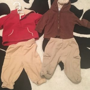 Other - 0-3 months sweat outfits