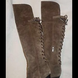 07a3f860236 Circus by Sam Edelman Shoes - Sam Edelman  Tatum  Over the Knee Suede Boots