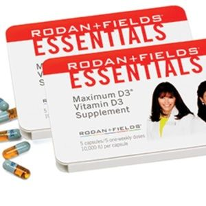 Other - Rodan and fields vitamin d