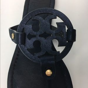 71d5d93d91b36 Tory Burch Shoes - Authentic Tory Burch Sparkle Suede Sandals