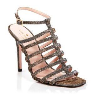 Kate Spade 'Delila' Sandal Pump 8 $350
