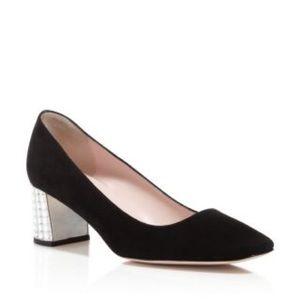 Kate Spade 'Danika Too' Block Heel Pump 7.5 $350