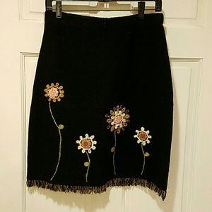 Willi Smith Dresses & Skirts - Willi Smith wool skirt