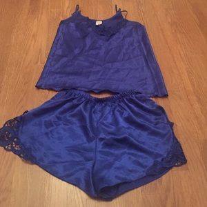 Other - Electric/Cobalt Blue Jammies