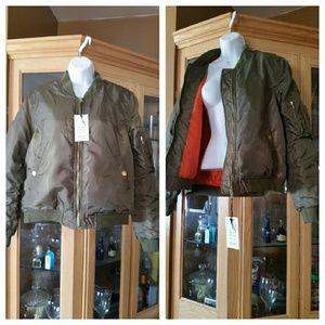 Jackets & Blazers - 💣New 💣 Plus Size Bomber Jacket