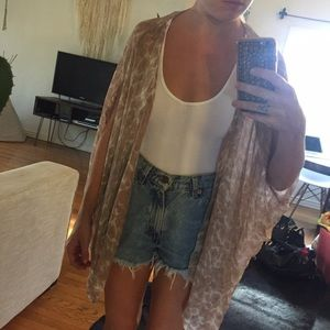 Winter Kate Jackets & Blazers - Winter Kate Kimono - XS