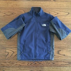 North Face Other - Mens Northface Softshell Jacket - Blue Size Small