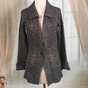 Merona Sweaters - Merona Gray Cardigan Sweater