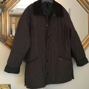 Barbour Jackets & Blazers - Barbour quilted field jacket