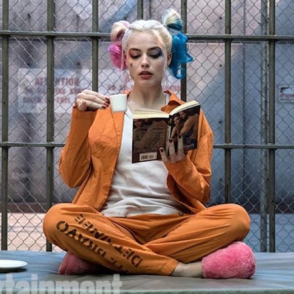 Harley Quinn Cell Block Arkham Prisoner Costume M  sc 1 st  Poshmark & Other | Harley Quinn Cell Block Arkham Prisoner Costume M | Poshmark