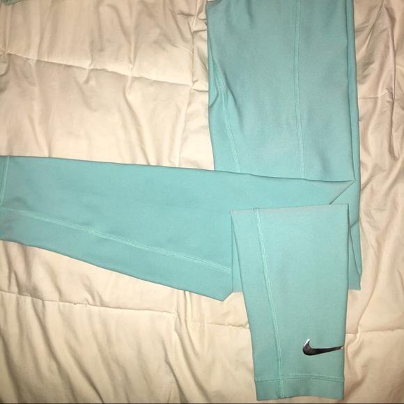 Tiffany Blue Leggings - Hardon Clothes