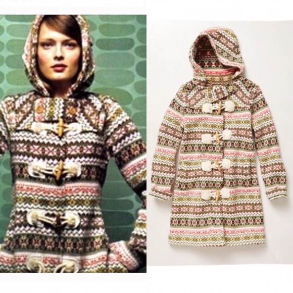 62% off Anthropologie Jackets & Blazers - Anthropologie FairIsle ...