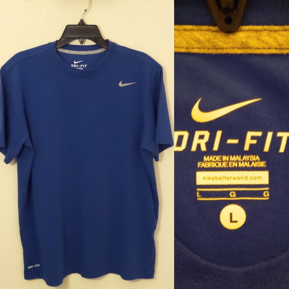Men's Nike DriFit Large Top