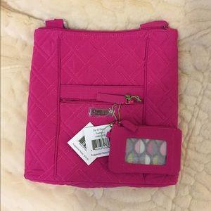 Vera Bradley Handbags - NWT Hipster and Zip ID Case Bundle