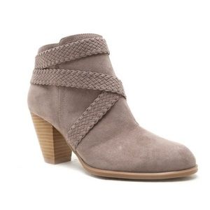 Shoes - •••LAST PAIR••• Vegan Soft Suede Ankle Booties