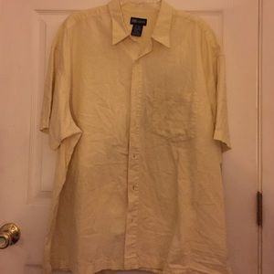Men's Faded Glory Short Sleeve Button Down