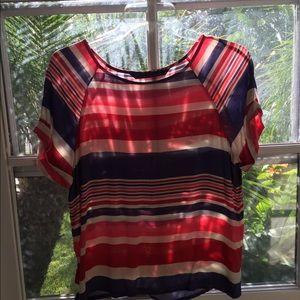 Striped Cotton Zara Top