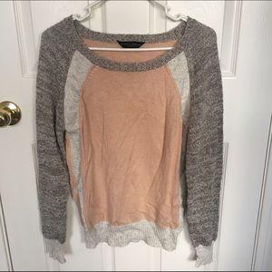 Dorothy Perkins tri-toned sweater