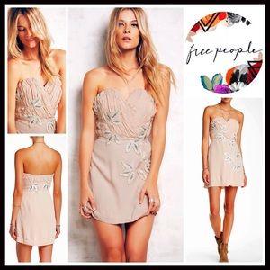 Free People Dresses & Skirts - ❗️1-HOUR SALE❗️FREE PEOPLE Strapless Dress