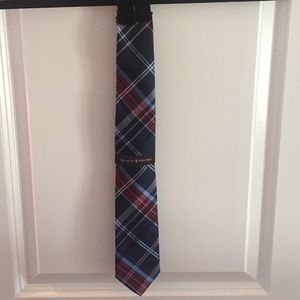 Black Brown 1826 Other - Plaid Tie NWT