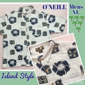 O'Neill Other - O'Neill Handsome Hawaiian button up 🌴