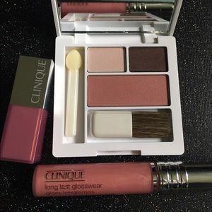 Clinique makeup set