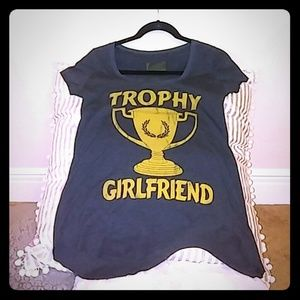 Trophy GF Tee... By Local Celebrity