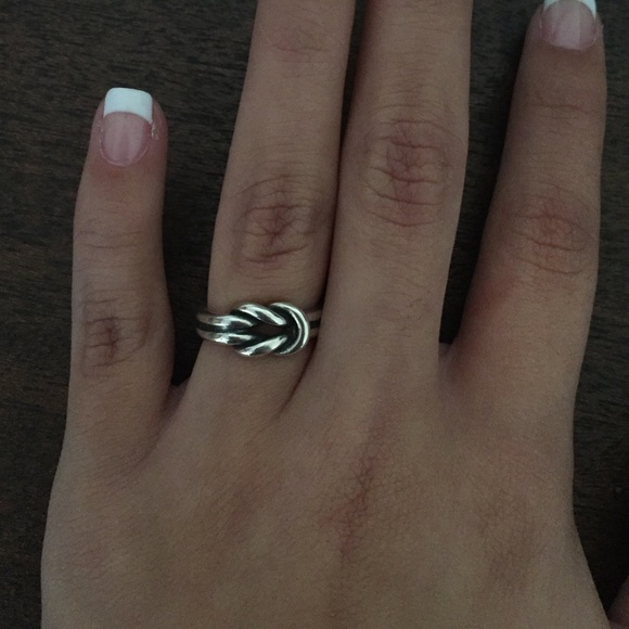 d7e4c7cbcd James Avery Jewelry   Lovers Knot Ring   Poshmark