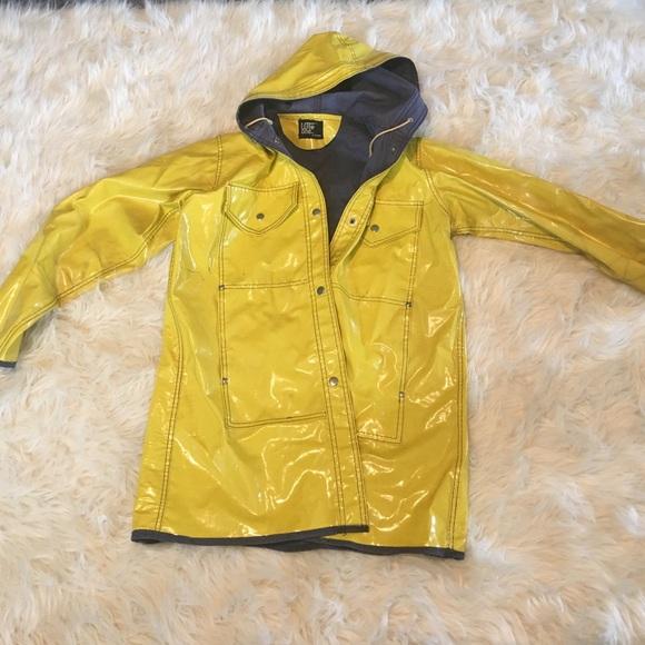 Lot One Inc Of Boston Jackets Coats Vintage Coraline Style Rain Jacket Poshmark