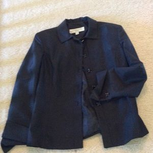 Larry Levine Jackets & Blazers - Black jacket size 6⬇️⬇️⬇️ final price