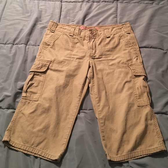 Brilliant Mens AE Cargo Pant  Mossy Olive  American Eagle Outfitters