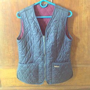 "Barbour Jackets & Blazers - Women's Barbour ""Betty"" Fleece Lined Quilted Liner"