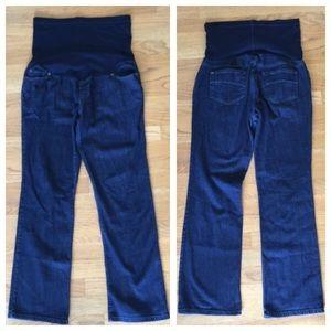 Liz Lange for Target Denim - 👖LIZ LANGE Full Panel Maternity Blue Jeans