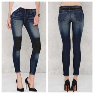 Cult of Individuality Denim - Cult of individuality Moto line jeans