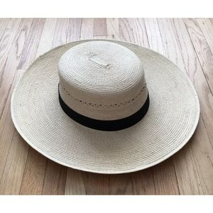 Palm Leaf Handwoven Hat