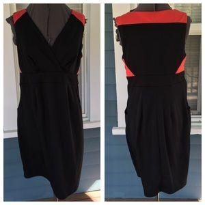 Liz Lange for Target Dresses & Skirts - LIZ LANGE Black & Red Maternity Dress