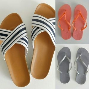 Old Navy Shoes - 💥LAST CHANCE💥Set of 3 Old Navy Sandals