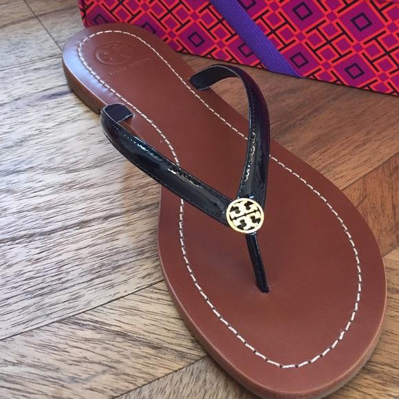 cc5adfefb9474 Tory terra thing flip flop sandal in bright navy
