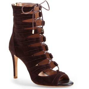 Joie Shoes - Joie Anja Cutout Pump 37 NEW