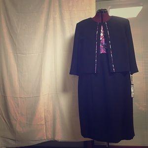 Tahari Woman Dresses & Skirts - 22W 2pc Tahari Woman dress suit 3/4 length sleeve