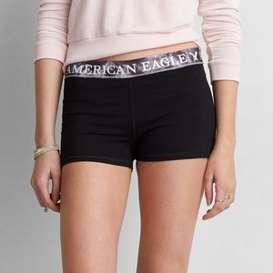 New American Eagle Logo Shorts - XLarge