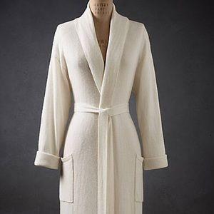 Other - Brand new cashmere restoration hardware robe