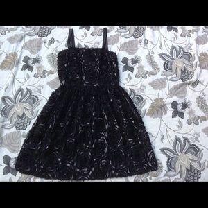 Jill Stuart Black Cocktail Dress