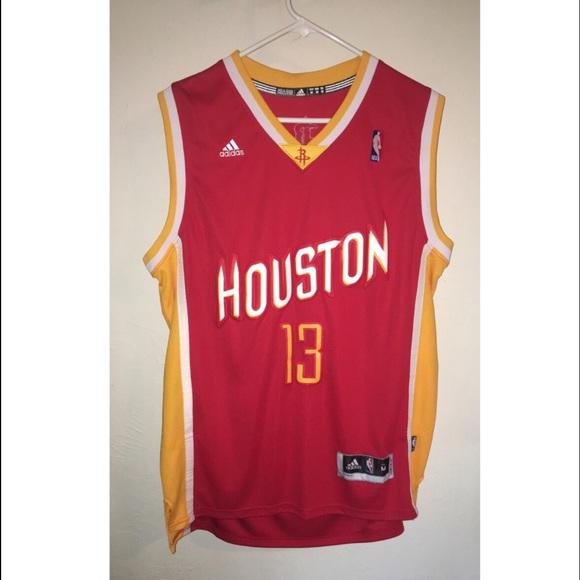 c234d7442b6e Adidas Other - Adidas NBA jersey Houston James harden