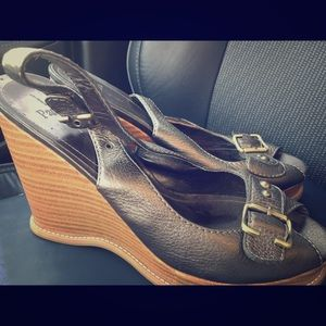 Paolo Pecora Shoes - Paolo wedges