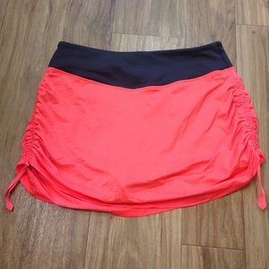 Victoria's Secret workout skirt